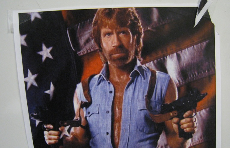 The Chuck Norris Guide to Life Domination
