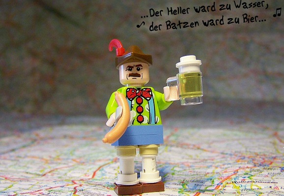 german lego beer man