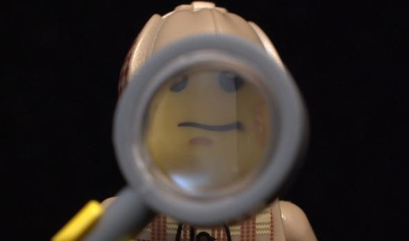lego detective and fitness skeptic