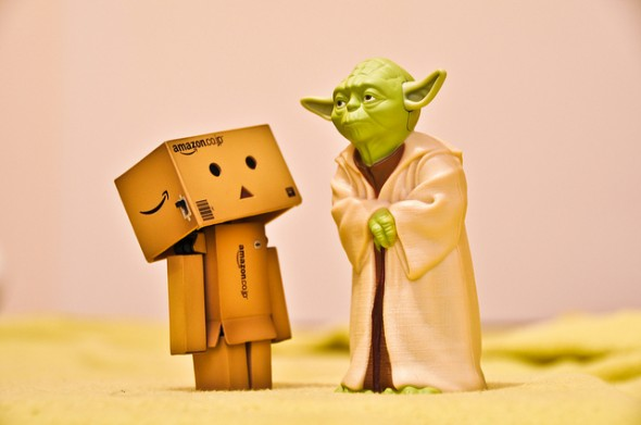 Yoda and Danbo Fitness Skeptics