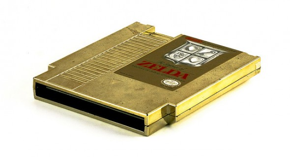 zelda cartridge