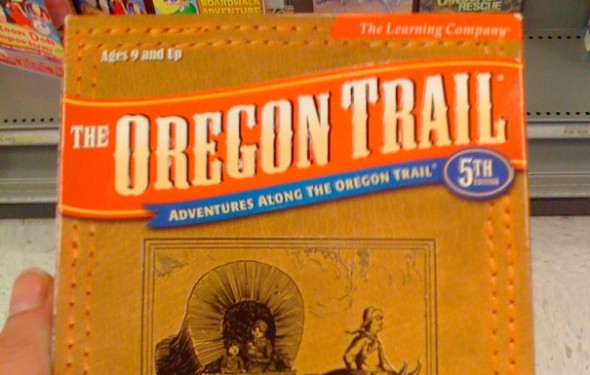 Oregon Trail Box