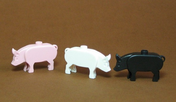 Lego Pigs