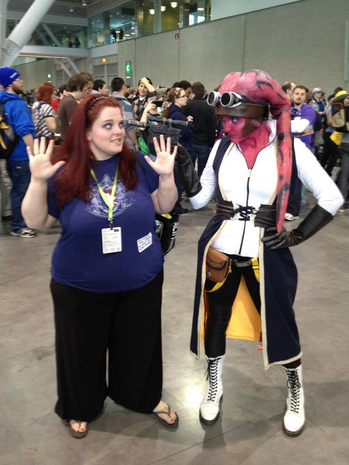 The Cosplay Hero: How Anne Lost 100 lbs | Nerd Fitness