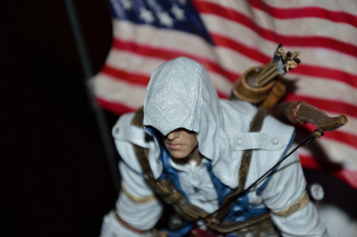 connor assassins creed 3