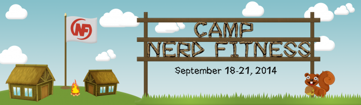 Announcing…Camp Nerd Fitness!