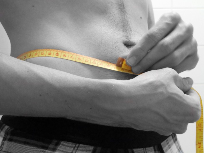 tape measure body image